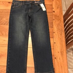 Vineyard Jeans Girls Size 7 NWT